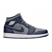Air Jordan 1/AJ1 PHAT Mi-Montante - Baskets Jordan Chaussure Pas Cher Pour Homme