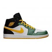 Air Jordan 1 PHAT Mi-Montante - Chaussure Nike Baskets Jordan Pas Cher Pour Homme