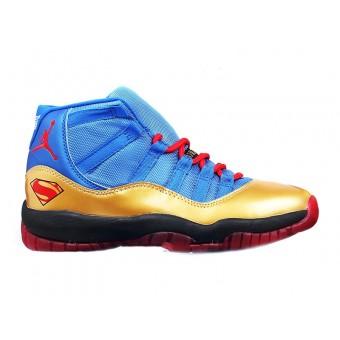 Air Jordan 11/XI Retro 2013 Customs - Chaussure Nike Baskets Jordan Pas Cher Pour Homme