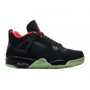 Air Jordan IV/4 Yeezy Pas Cher - Nike Jordan Sneaker Custom Chaussure Pour Homme