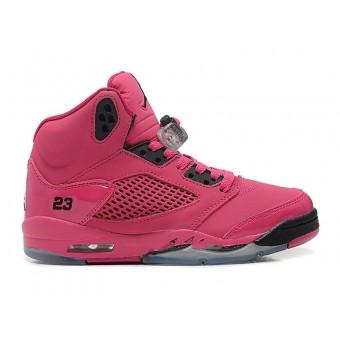 Air Jordan 5/V Retro 2013 - Chaussure Baskets Nike Jordan Pas Cher Pour Femme/Fille