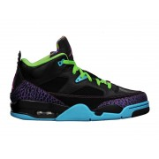 Basket Air Jordan Son Of Mars Belair Noir Violet(580603-019)