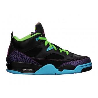 Basket Air Jordan Son Of Mars Belair Noir Violet(580603-019)