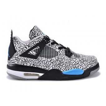 Air Jordan 4/IV Retro Custom - Nike Jordan Sneaker Chaussure Pas Cher Pour Homme