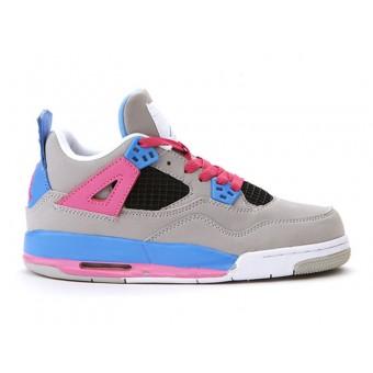 Air Jordan 4/IV Retro GS - Chaussure Nike Air Jordan Baskets Pas Cher Pour Femme/Fille