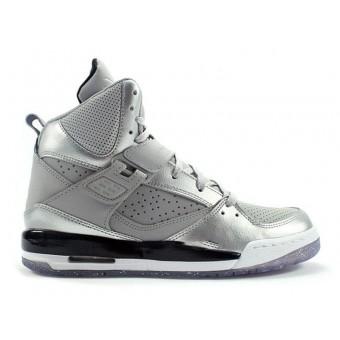 Jordan Flight 45 High GS - Chaussures Baskets Nike Jordan Pas Cher Pour Femme/Enfant