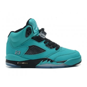 Air Jordan V(5) Retro Customs - Nike Air Jordan Sneakers Chaussure Pas Cher Pour Homme