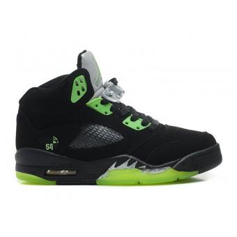 Air Jordan V(5) Retro GS Q54 Customs - Chaussure Nike Air Jordan Pas Cher Pour Femme/Enfant