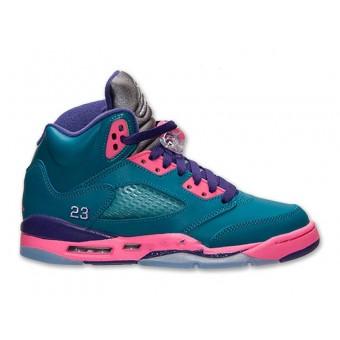 Air Jordan V(5) Retro GS 2013 - Chaussure Nike Air Jordan Pas Cher Pour Femme/Fille