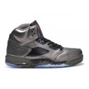 Air Jordan V(5) Retro Customs 2013 - Nike Air Jordan Sneakers Chaussure Pas Cher Pour Homme