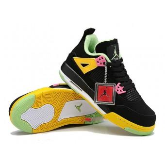 Air Jordan 4/IV Retro GS - Baskets Nike Air Jordan Chaussure Pas Cher Pour Femme/Fille