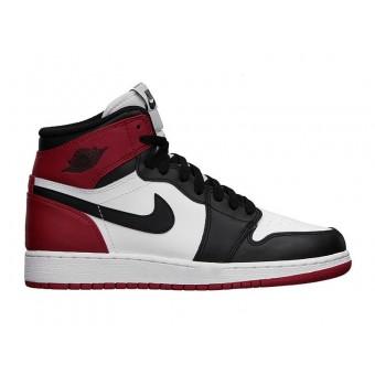 Air Jordan 1/AJ1 Retro High OG (GS) - Chaussure Baskets Jordan Pas Cher Pour Femme/Enfant