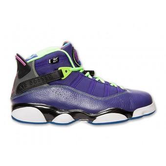 Jordan Six (6) Rings Bel Air 2013 - Chaussures Nike Air Jordan Pas Cher Pour Homme