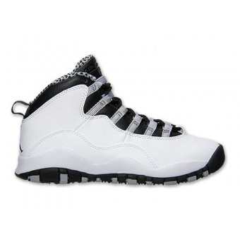 Nike Air Jordan 10 Retro (GS) Big Kids 310806-103