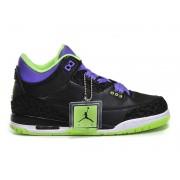 Air Jordan Retro 3/III PS 2013 - Baskets Nike Jordan Pas Cher Chaussure Pour Petit Garcon