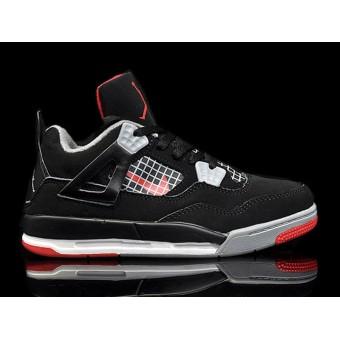 Air Jordan 4/IV Retro 2013 PS - Chaussure Nike Air Jordan Pas Cher Pour Petit Enfant