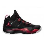 Jordan Super.Fly 2/II GS azul- Chaussure Baskets Nike Air Jordan Pas Cher Pour Femme/Enfant