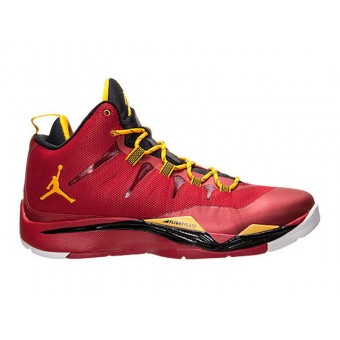 Jordan Super.Fly 2/II GS - Chaussure Baskets Nike Air Jordan Pas Cher Pour Femme/Enfant/602665-627