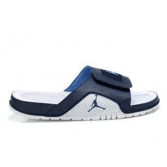 Nike Air Jordan 4 Pantoufle - Nike Jordan Claquette/Sandals Pas Cher Pour Homme